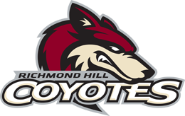 Richmond Hill Coyotes AAA Logo